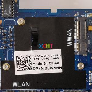 Image 3 - CN 00W5HN 00W5HN 0W5HN w I7 2640M CPU สำหรับ Dell Latitude E6220 โน้ตบุ๊ค PC แล็ปท็อปเมนบอร์ดเมนบอร์ดทดสอบ