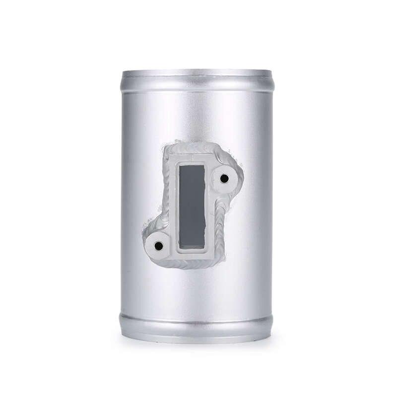 Montagem do sensor de fluxo de ar para nissan honda apto civic para ford volkswagen maf desempenho adaptador medidor de entrada de ar