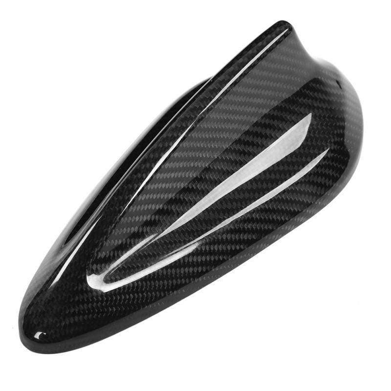 Carbon Fiber Shark Antenna Aerials Cover For BMW 1 2 Series F20 F21 GT F45 F46