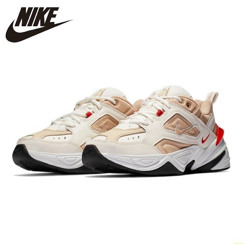 timeless design 98a84 ced09 Nike 2019 Primavera Nuovo Arrivo M2k Tekno Uomini Corsa e Jogging Scarpa  Comoda Cushing Scarpe Casual Sneakers # AV4789-102