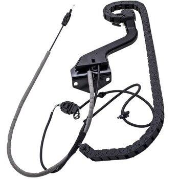 Schiebetür Kabel Unteren boden Roller Track Links N/S für VW Crafter 2006-Schiebetür Kabel Niedrigeren bottom Roller Track