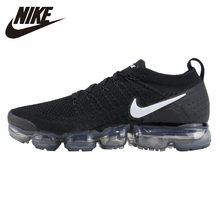 NIKE Men's Running Shoes VAPOR MAX FLY KNIT Sport Shoes Breathable Sneakers 942842-001(China)