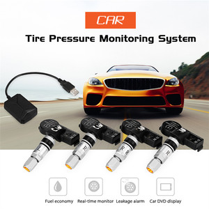 2018 Car Tire Pressure Monitor