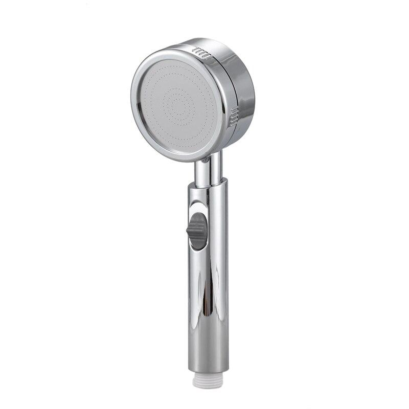 Super Low Water Pressure Boosting Shower Head Water Saving Bath Showers BathroomSuper Low Water Pressure Boosting Shower Head Water Saving Bath Showers Bathroom