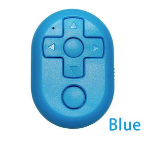 Image 4 - ポータブルリモコンワイヤレス Bluetooth セルフタイマービデオページターンシャッター多機能軽量 Mni デバイス電話用