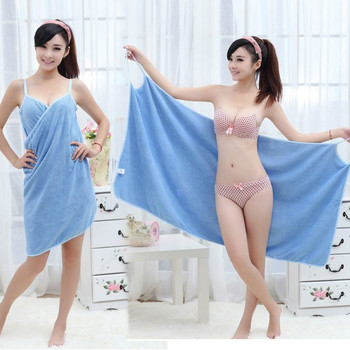Moda Usable Secado Mágico Toalla Señora De Niñas Baño Rápido 2019 7YfvI6gyb