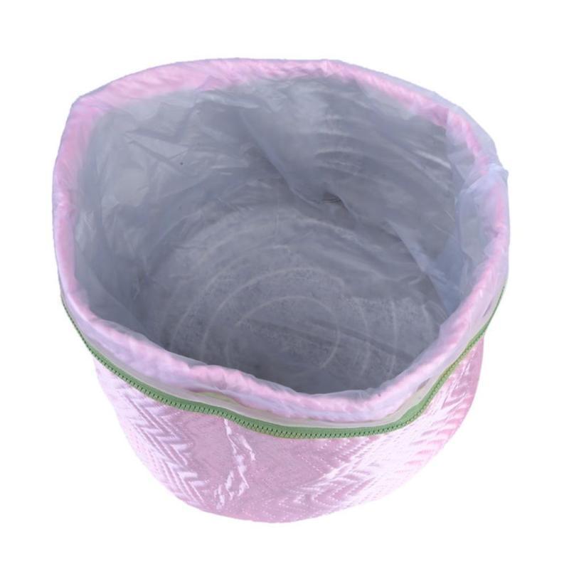 Купить с кэшбэком 1pc Hair Steamer Cap Dryers Electric Hair Heating Cap Thermal Hat Beauty SPA Nourishing Hair Styling Care Treatment US EU Plug