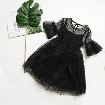 a7307ad2bff25d7 Babyinstar/платье принцессы для маленьких девочек 2019 новое поступление с  длинным рукавом Плиссированные дизайн малышей