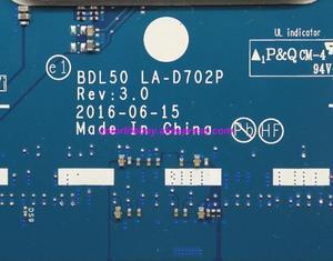 Image 5 - Carte mère dordinateur portable authentique 854948 601 854948 001 BDL50 LA D702P N3710 pour ordinateur portable HP 15 15T 15 AY 15T AY000