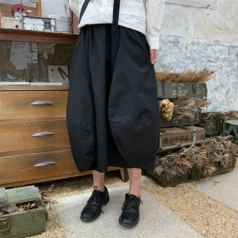 E578 Mode Jupe Marée Black Printemps D'été corps Brève Noir Nouveau Elastique Haute Demi Taille 2019 Trois Dimensions Femmes En De OxpBwT