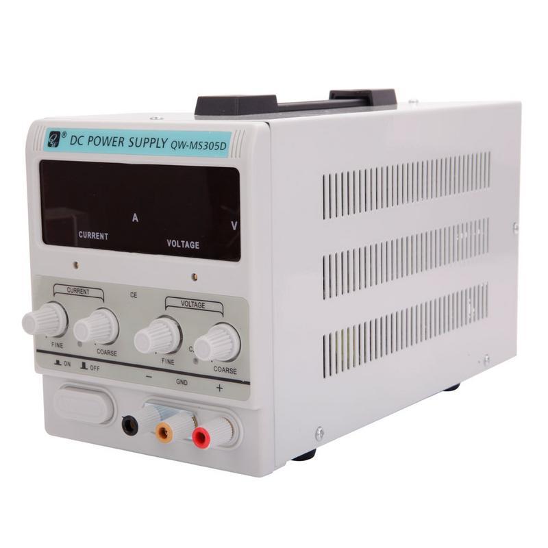 Power Supply,DPS-305CM Digital DC Stabilized Voltage Regulated Power Supply AC220V//110V US