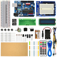 NEWEST RFID Starter Kit for Arduino UNO R3 Upgraded version Learning Suite Retail Box UNO R3 Starter Kit RFID Sensor For Arduino
