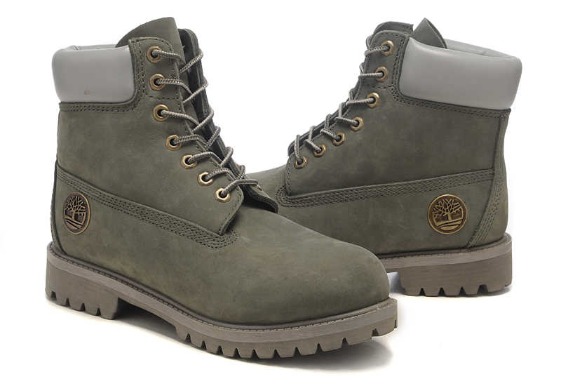 026351915 ... Original TIMBERLAND Grey Women Winter Premium Metal Motorcycle Ankle  Boots,Woman Genuine Cow Leather Timber ...