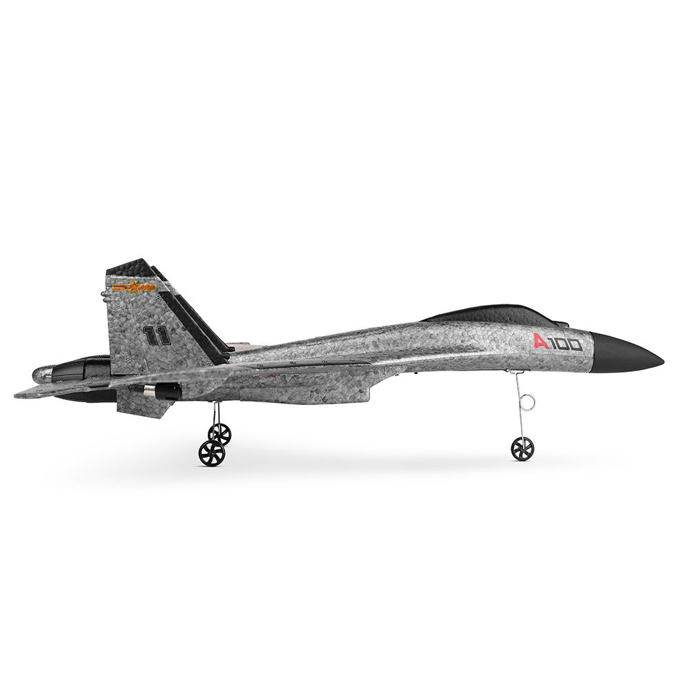 Image 4 - A100 J11 EPP 340mm Wingspan 2.4G 3CH RC Airplane Fixed Wing Aircraft Built Remove Control Plane Toys Children Birthday Gift-in RC Airplanes from Toys & Hobbies