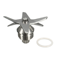 1Pc Ice Crushing Blender Blade Parts With Sealing Ring For Vitamix 5200 Series Blender Parts     -
