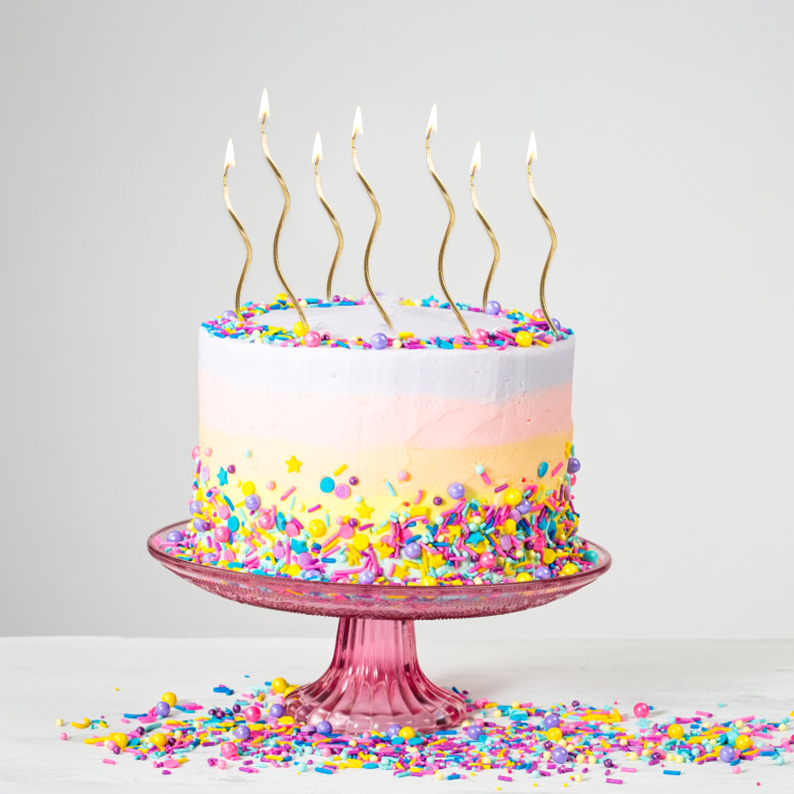 Shimmer And Shine gâteau Toppers Set de 12 Figurines idéal pour Gâteau Décorations UK