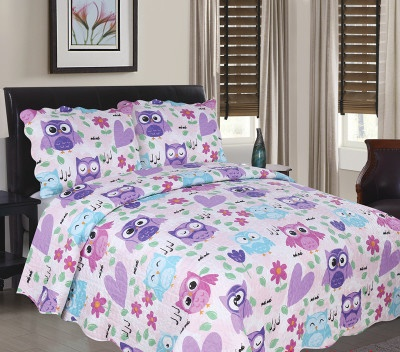 Floral Owl Plaid Bedding Summer Patchwork Quilt Home Textiles Comforter Bed Cover Sheet Coverlet Baby Crawling Mat No pillowcaseFloral Owl Plaid Bedding Summer Patchwork Quilt Home Textiles Comforter Bed Cover Sheet Coverlet Baby Crawling Mat No pillowcase