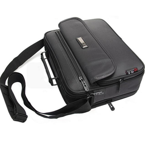 "Image 1 - Men Laptop Bag For Hp Lenovo Dell Ipad Acer 11"" 12"" 13"" 14"" 10"" 9"" Office Business Handbag Women Shoulder Bags Waterproof Oxford"