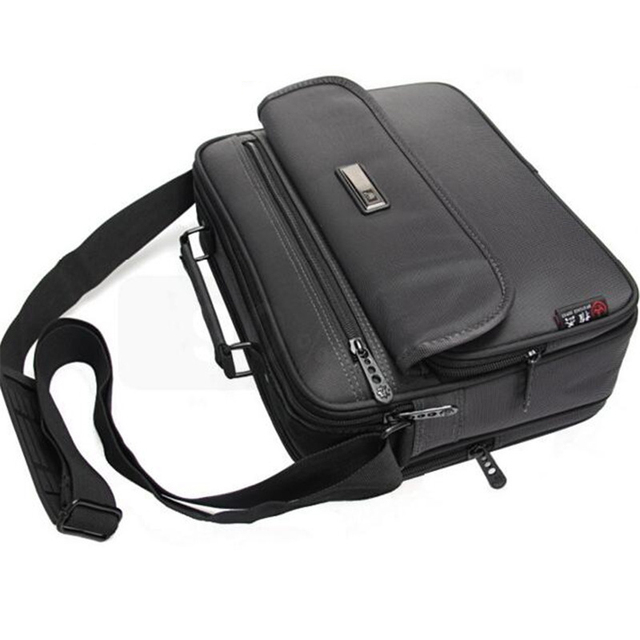 "Men Laptop Bag For Hp Lenovo Dell Ipad Acer 11"" 12"" 13"" 14"" 10"" 9"" Office Business Handbag Women Shoulder Bags Waterproof Oxford"