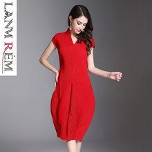 1f6c0acb8 Promoción de Rojo De Moda Vestidos - Compra Rojo De Moda Vestidos ...