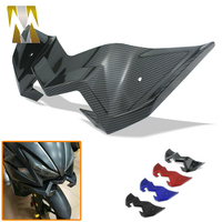 For Yamaha NVX 155 AEROX 155 Motorcycle Front Carbon Head Parts Mouth Shell Cover For Yamaha NVX155 NVX 125 AEROX155 L155 GDR155