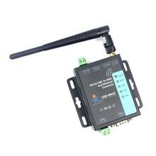 Convertisseur Ethernet sans fil WiFi vers RS232 RS485, pour serveur de série USR W610, Support pour babydog, Modbus, passerelle TCP UDP