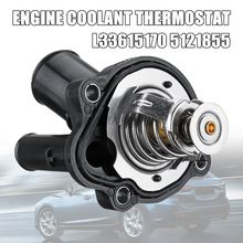 L33615170 5121855 Engine Coolant Thermostat for Mazda 3 for Ford Escape-Focus-Fusion Replacement 85x70x120mm Scratch-resistant
