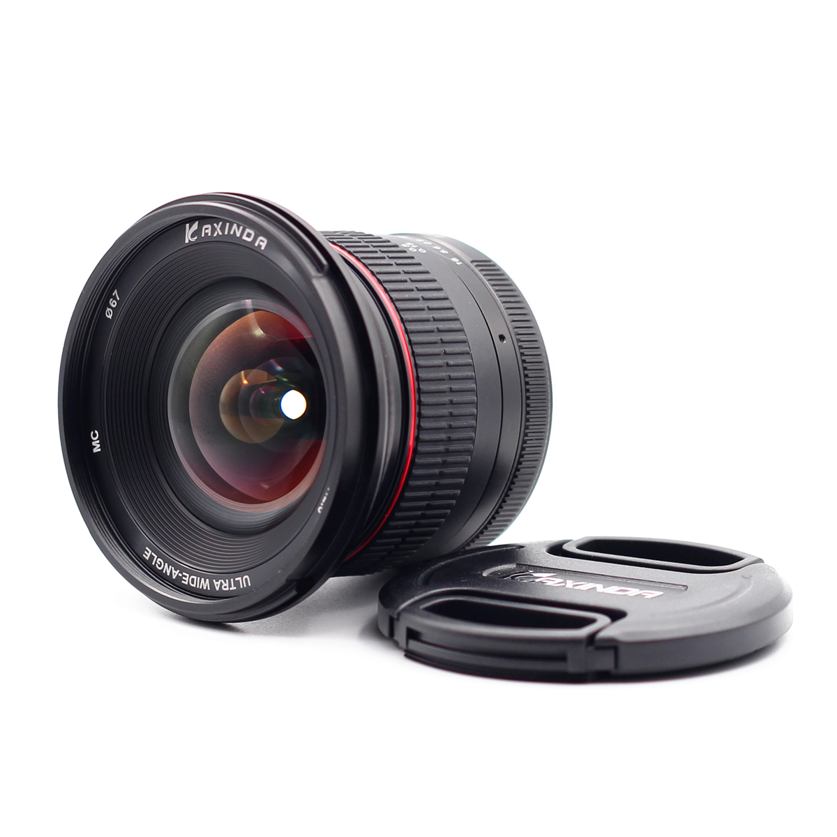 12mm f/2.8 Grand Angle Objectif Manuel pour Fujifilm Fuji X-T3 X-T2 X-T1 X-T20 X-T100 X-PRO2 X-E3 X-E2 X-E1 X-A3 X-A2 X-A20 12mm F2.8