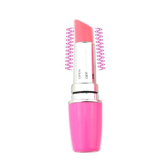 Lipstick Vibrator Sex Toy for Woman Mini Bullet Vibrators Massager Clitoris Stimulator Erotic Product Adult Sex Toy Masturbation 1