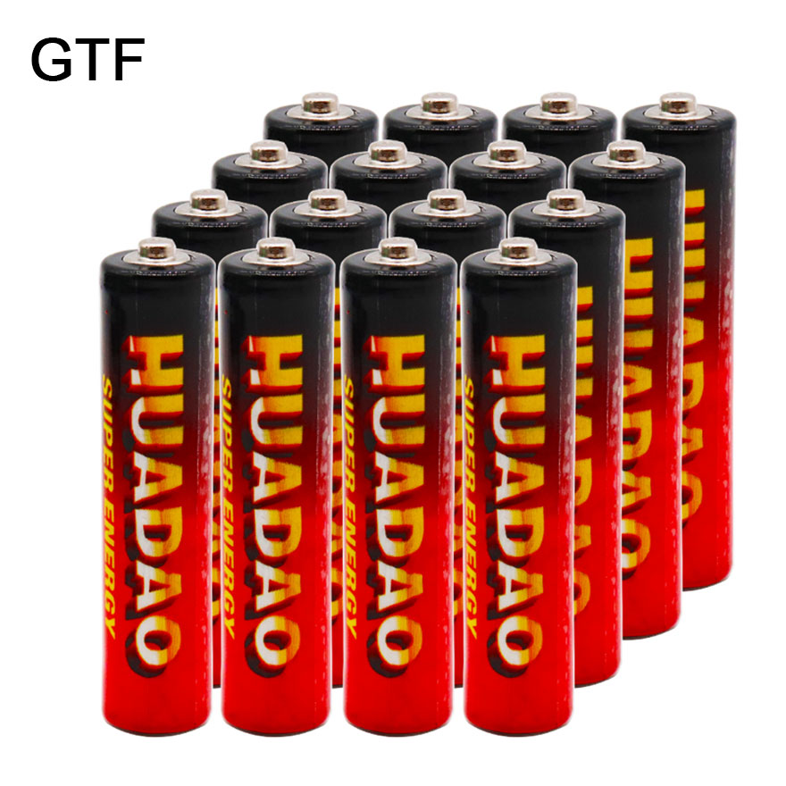 10pcs 1.5V Dry Batteries AAA Carbon Battery Safe Strong Explosion-proof No mercury 3A 1.5V Equal To UM4 For Camera Radio Toys