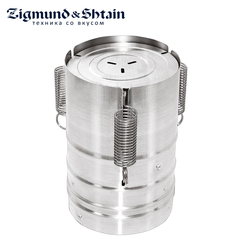 Zigmund & Shtain HM-100 Ham Meat & Poultry Tool Mold for pressing and heat treatment of food products diy plastic pavement mold for garden and driveway