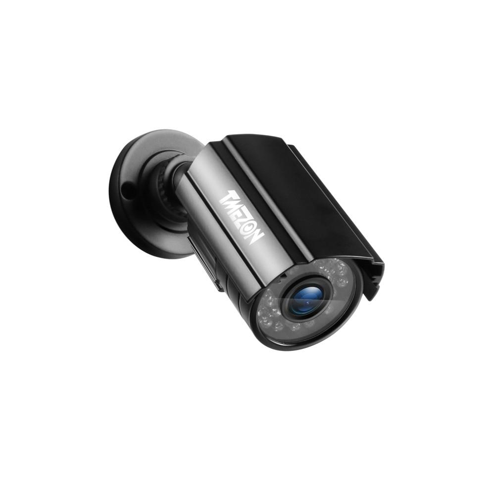 TMEZON 960P AHD CCTV Camera Day/Night Vision Video Outdoor Indoor Waterproof IR Light Bullet Surveillance Security Camera
