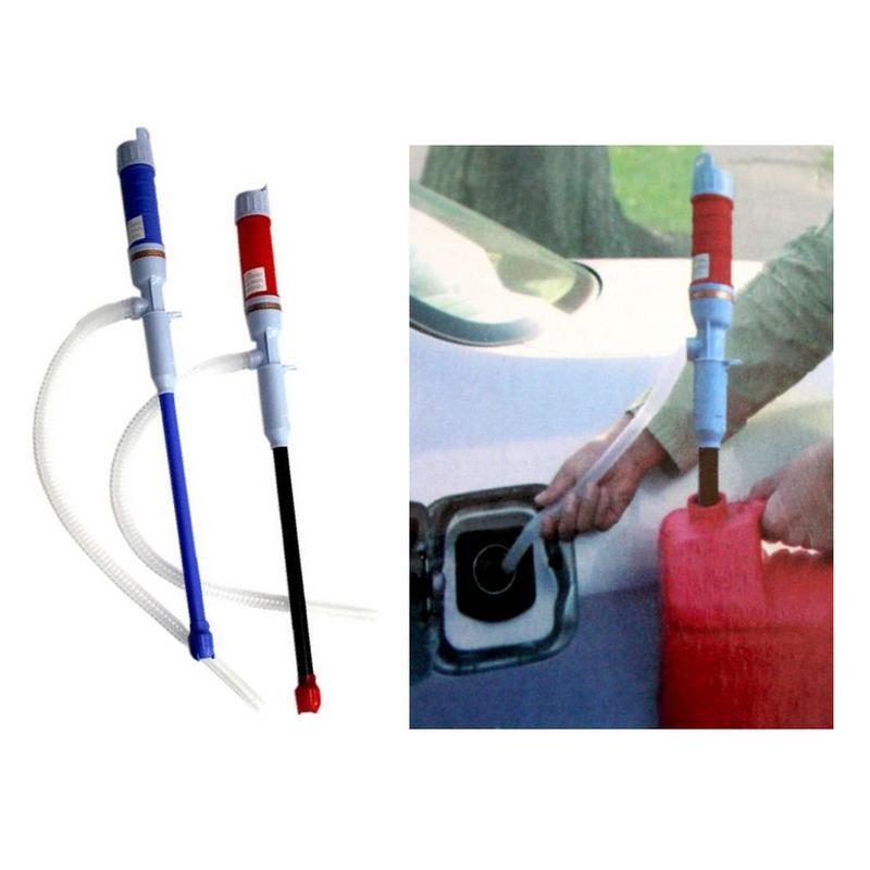 Mazout Extraction Pompe batterie portable-alimenté Eau Électrique pompe à siphon aquarium D'eau de Renouvellement Équipement