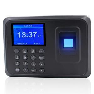 Biometric Fingerprint Time Clo
