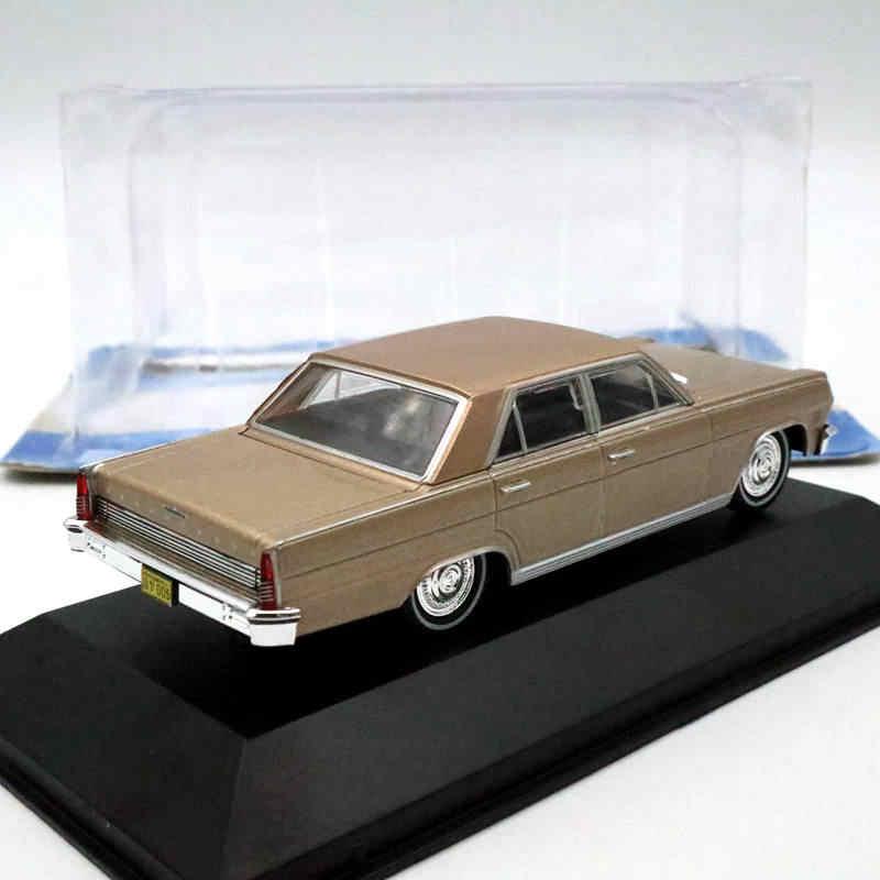 IXO алтайя 1:43 IKA Rambler Ambassador 1965 литые модели Ограниченная серия игрушки коллекция автомобилей