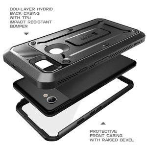 Image 2 - For Google Pixel 2 XL Case SUPCASE UB Pro Full Body Rugged Holster Clip Protective Case Cover with Built in Screen Protector
