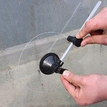 Горячий дом с присоской легкое управление оконная Бутылка круг портативные инструменты стеклорез валик для самостоятельной покраски Тип профессиональный деревообрабатывающий