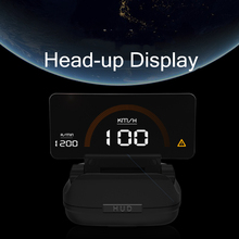 Car Engine failure detection Head-up Display OBD Speedometer SpeedSystem Projector Windshield Auto Electronic Voltage Alarm
