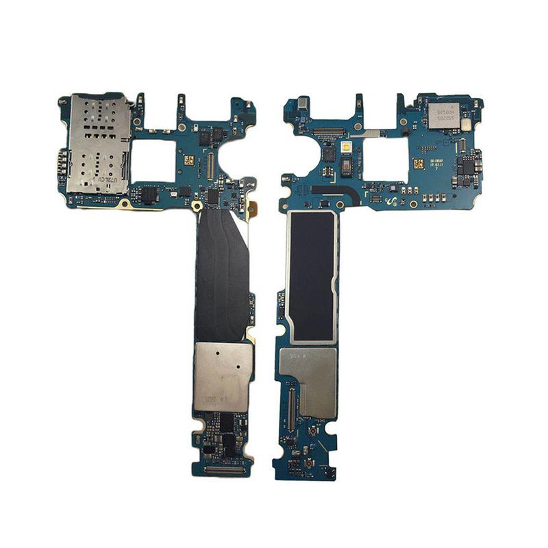 Rondaful Main Motherboard for Samsung S8 G950U G950F 64G Mobile Phone Clean IMEI 64GB