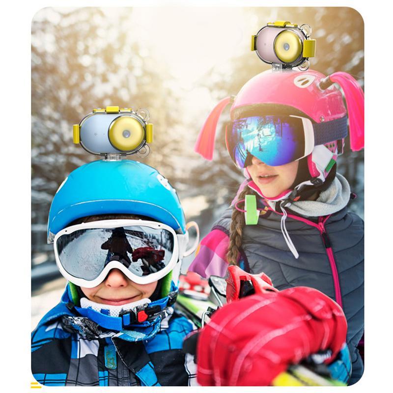 Enfants Numérique Photo Sport Appareil Photo REFLEX Avec 3 M écran lcd étanche Écran HD Résolution Zoom Flash Plongée Caméra Enfants Enfant Cadeaux - 6