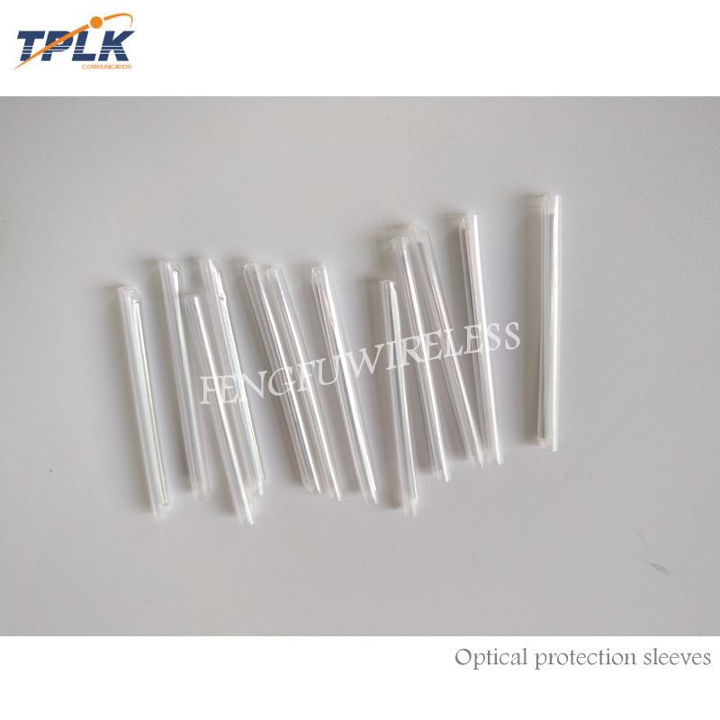 Free Shipping Hottest wholesale 1000pcs 45mm Fiber optic fusion splice protection sleeve heat shrink sleeve