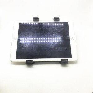 Image 2 - Suporte ajustável do berço da tablet do oem, com bola de 1 polegada para ipad air mini 1 2 3 4 e 7 comprimidos de 12 polegadas compatíveis para montagem ram