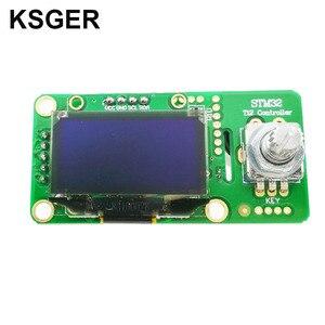 Image 2 - KSGER V2.1S di saldatura Elettrica T12 STM32 OLED Digital Stazione di Saldatura Temperatura Regolatore di Strumenti di Saldatura