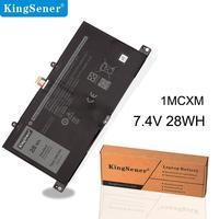 KingSener 1MCXM Keyboard Battery For DELL Latitude 5175 1MCXM G3JJT Series Tablet PC battery 7.4V 28WH Free 2 Years Warranty