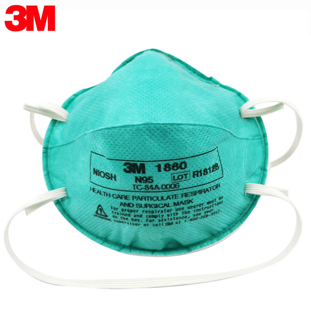 3m medical mask flu
