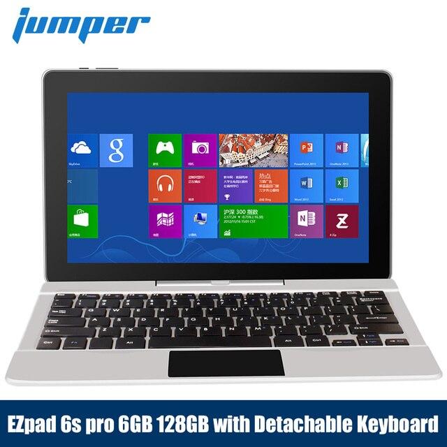 Jumper EZpad 6 S Pro Máy Tính Bảng 11.6 inch Apollo Hồ N3450 Quad Core 1.10-2.20 GHz 6 GB 128 GB Tablet PC WiFi Máy Tính Bảng với Bàn Phím