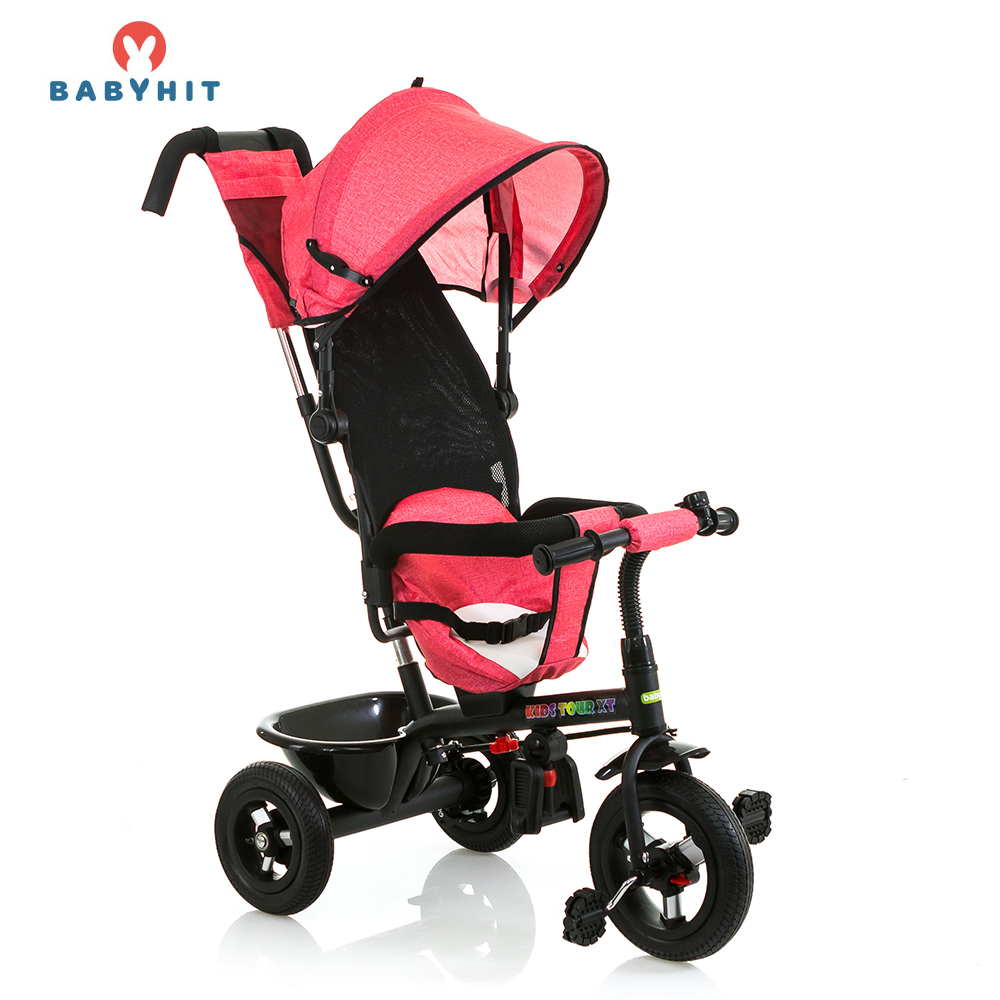 Bicycle BABYHIT KIDS TOUR XT Trike 239028 bicycles kids bike children for boys girls boy girl Red