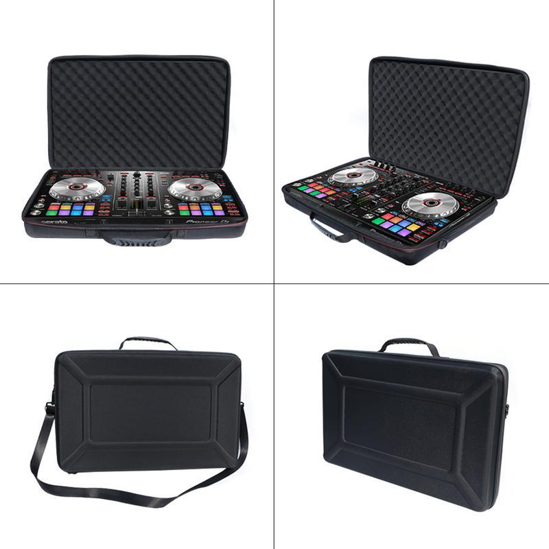 Étui rigide de qualité pour Pioneer DJ DDJ-SR2 contrôleur 2 canaux Portable DDJ-SR contrôleur de Performance DJ Premium dur EVA protection
