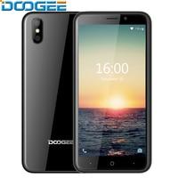 Doogee X50 Android 8.1 Smartphone Mtk6580m Quad Core 1gb Ram 8gb Rom Dual Cameras 5.0 Inch 2000mah Dual Sim Wcdma Mobile Phone