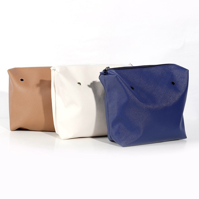 Obag Accessories Classic Size Inner Lining Zipper Pocket DIY Assembly Insert With Inner Waterproof Coating Italy Style For O Bag